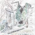 Ruins at Bishop Waltham