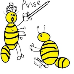 Bee Knighted