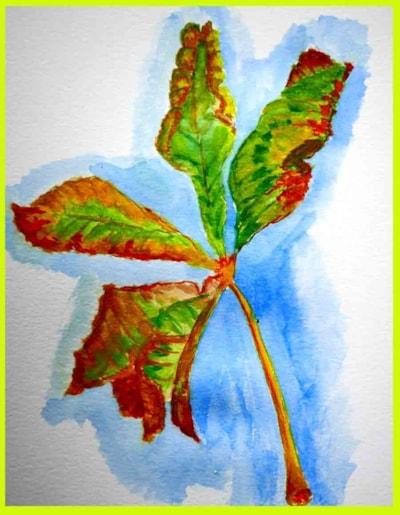 Conker Leaf.