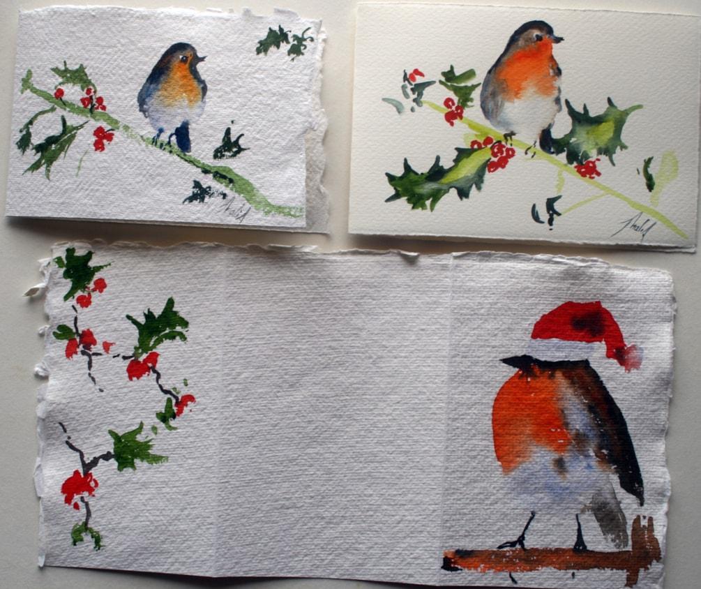 More Bobbin Robins