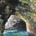 Inside a Cave near St Agnes