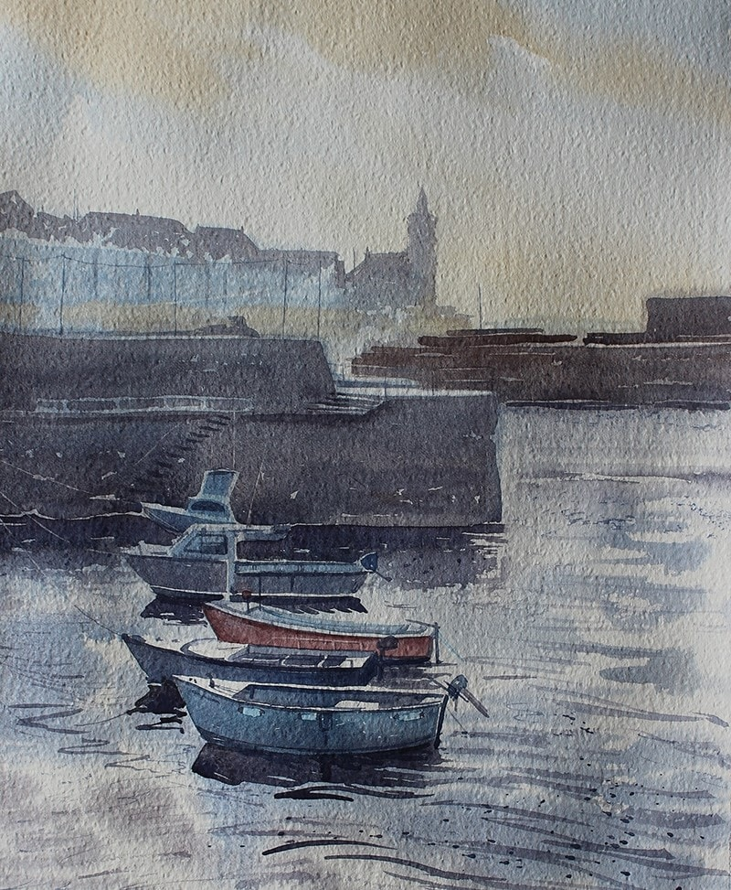 Into The Light, Porthleven