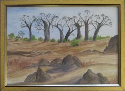 Boabab Tree Praise