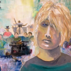 Detail of Teen spirit 1