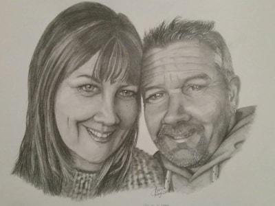 Julie and Gary 2015