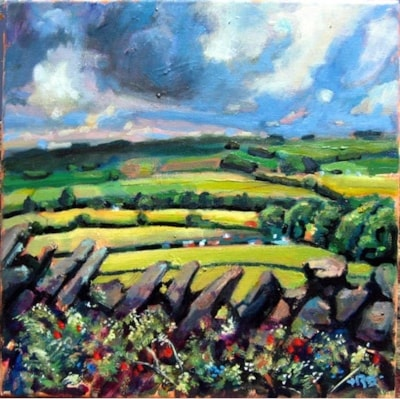 South Tyne Valley Landscape