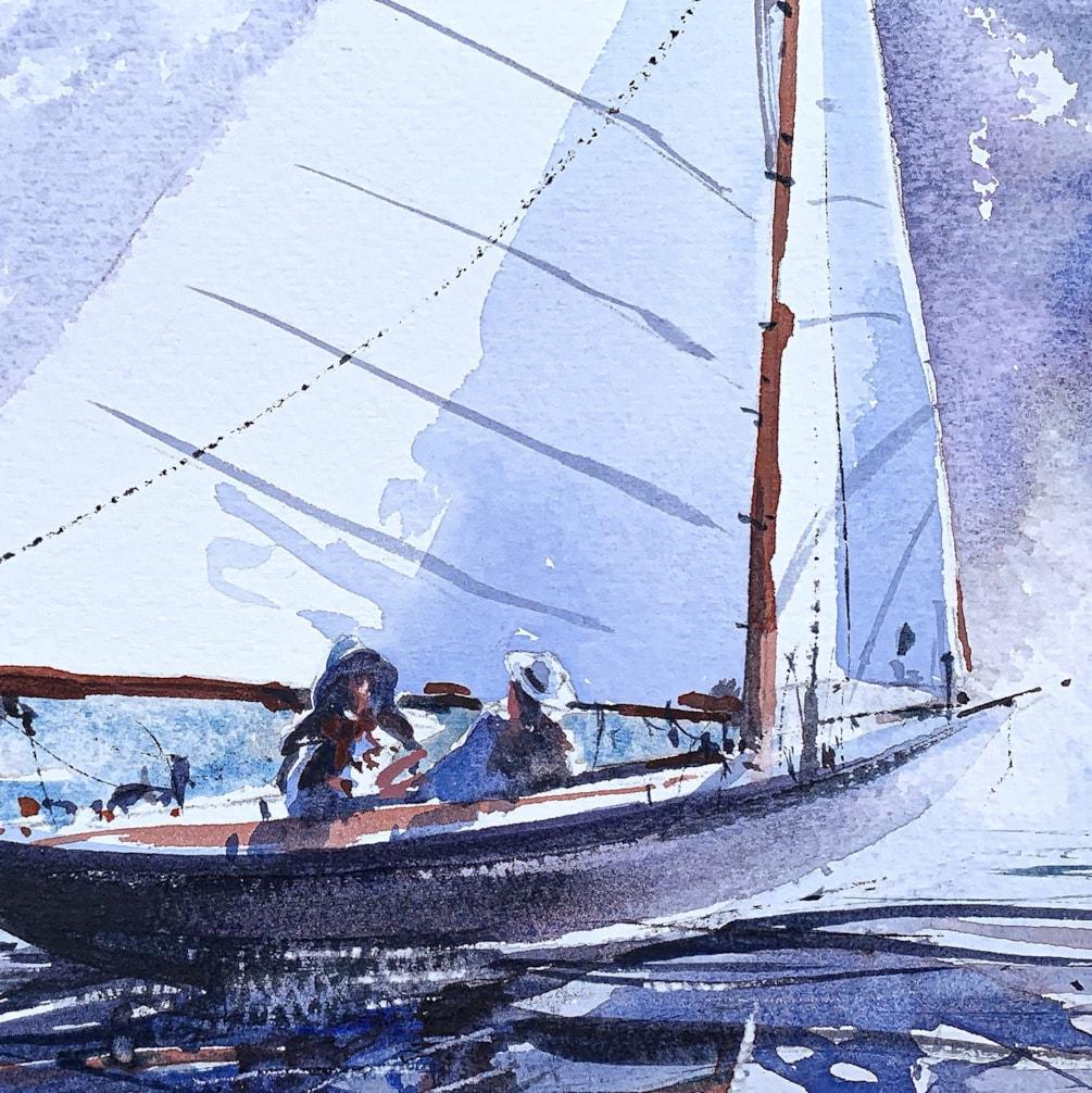 Mermaid classic yacht