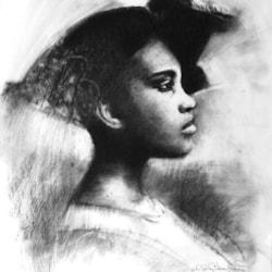 Afro Headgear III