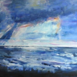 seascape - work in progress