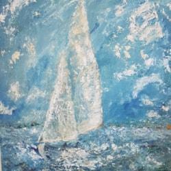 BOD sailing home