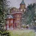 A Norfolk Hall