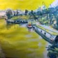 Caldon canal moorings