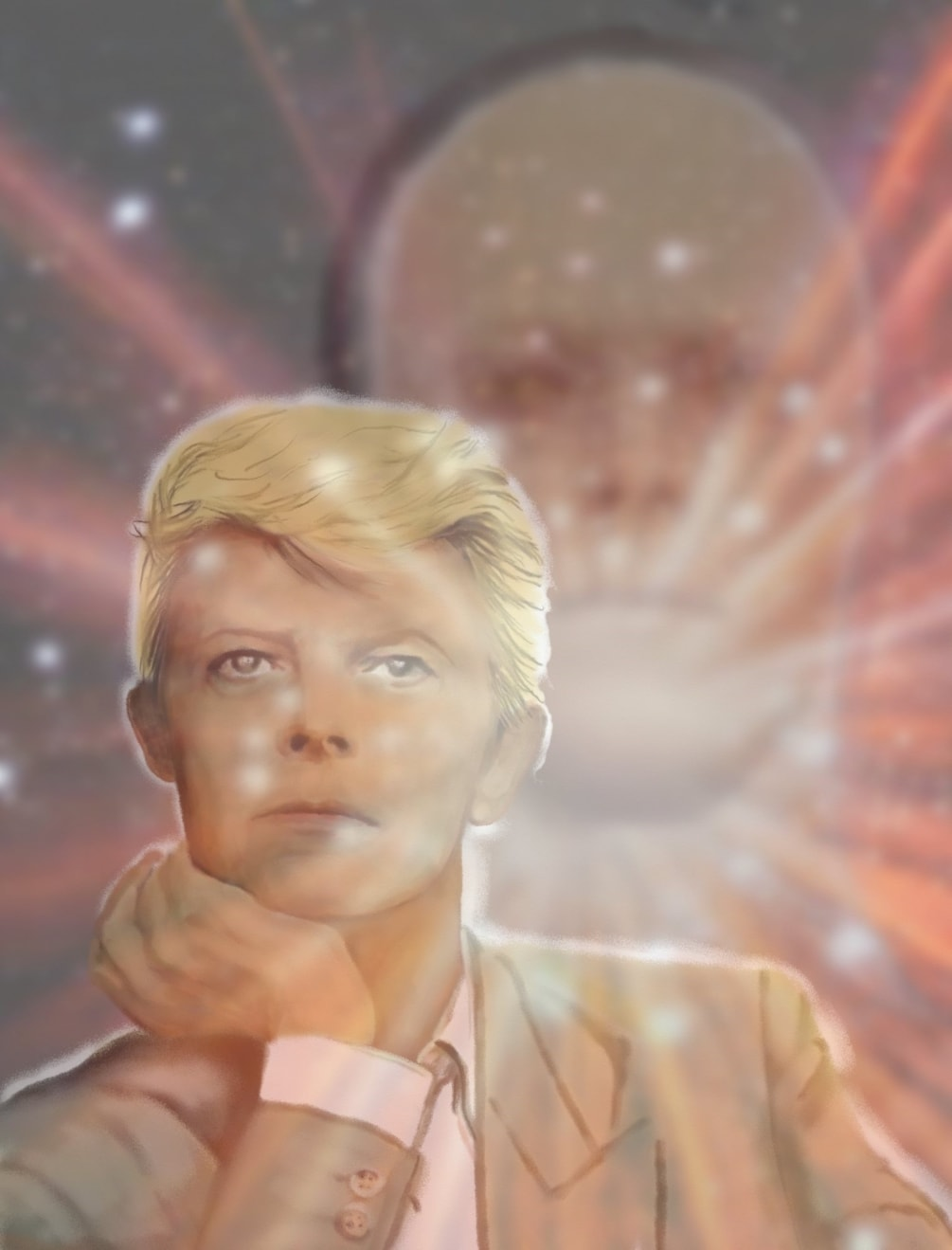 Ode to David Bowie