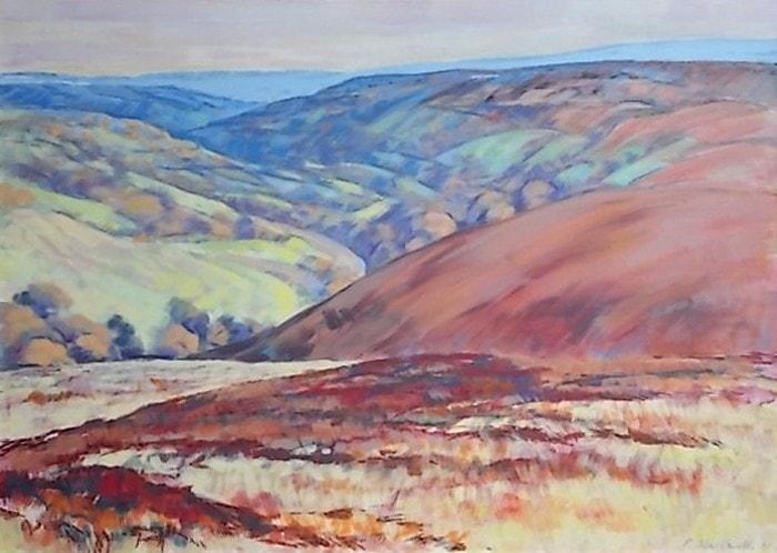 The Moors in Autumn