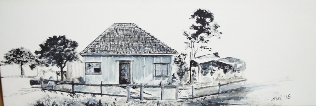 The old house at Bransgrove