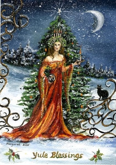 Yule Blessings.