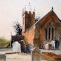 All Saint's Church, Sandon 4.