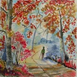 Autumn walk demo