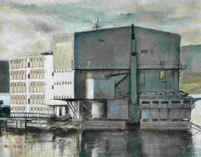 Coastel, Stanley Harbour 1984