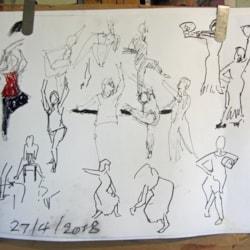 Spanish Dance 1.