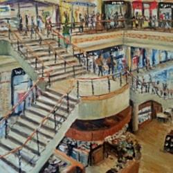 Cafe Trafford Centre