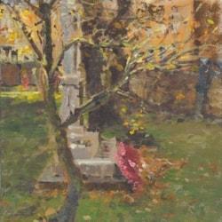War Memorial, All Saints Church Belvedere.