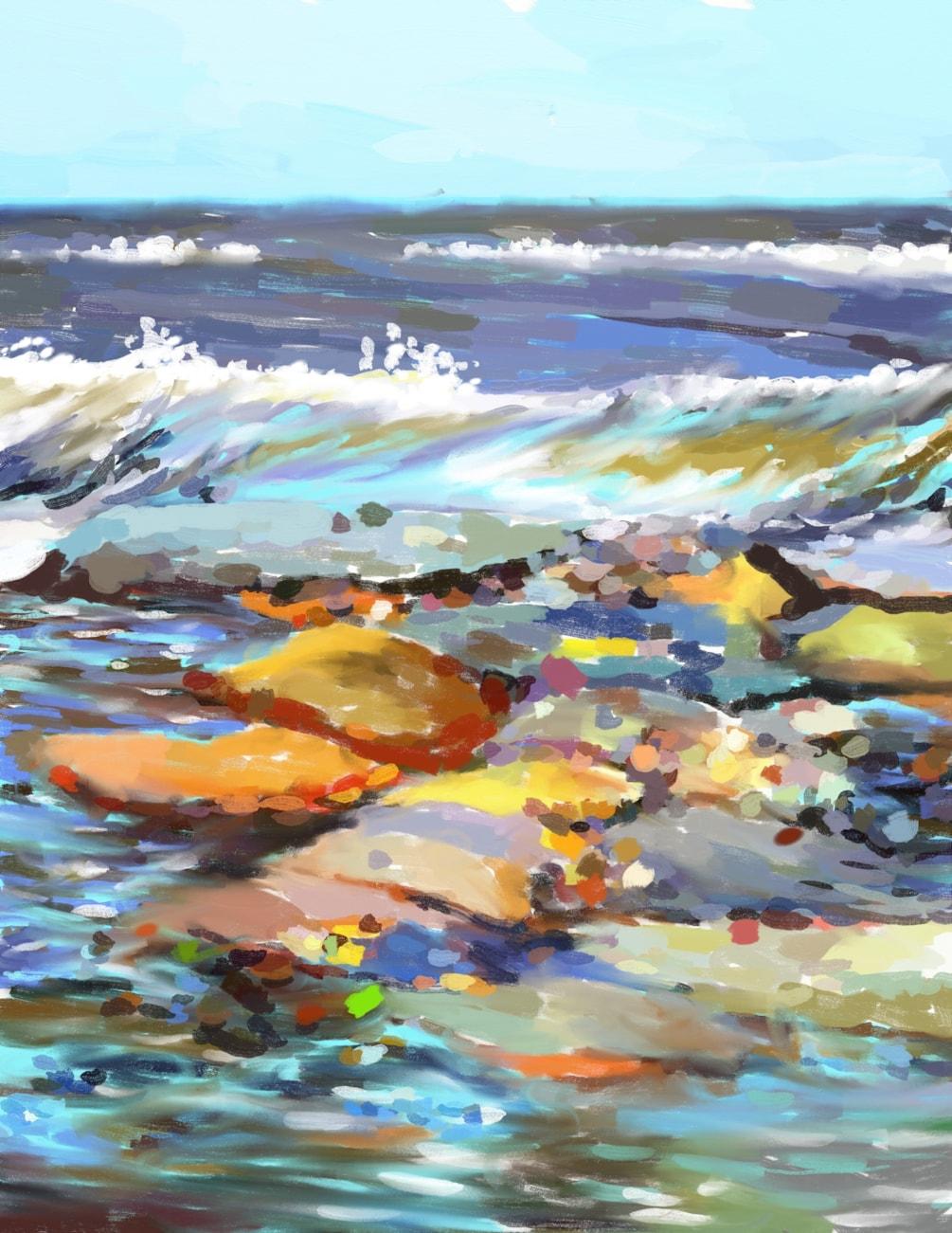Sea & Stones
