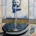 Street Fountain, Falkland Fife.