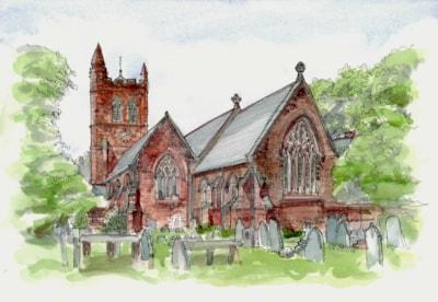 Saint Thomas the parish of Stockton Heath