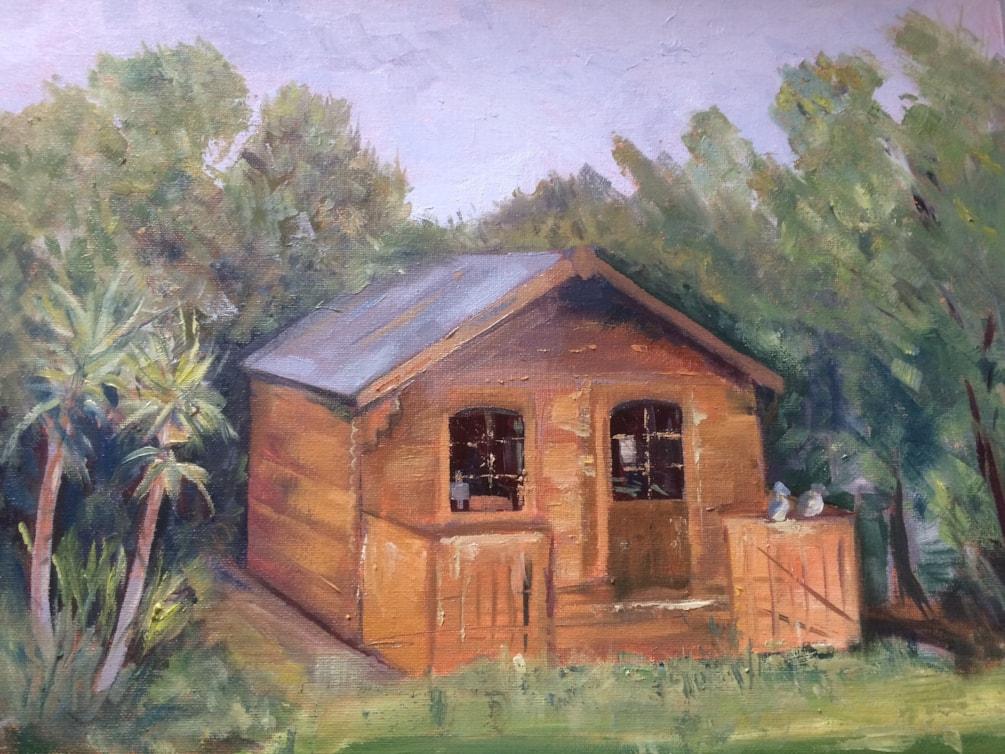 Jenny's Cabin, Trevone
