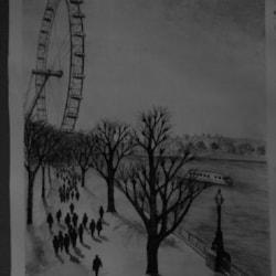 ''London Eye''
