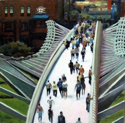 Millennium Bridge_ London