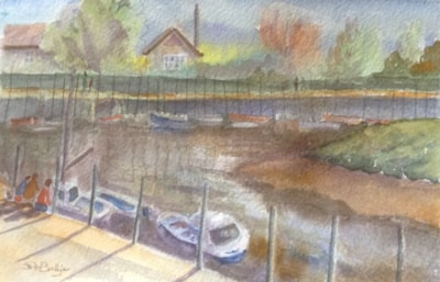 Across The Quayside, Blakeney