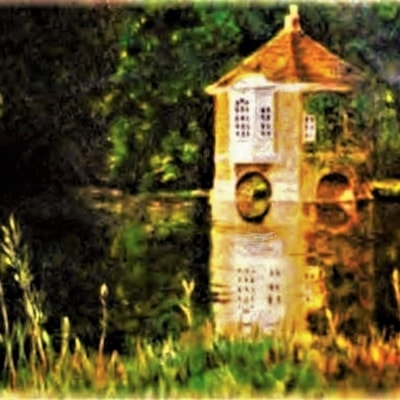 Boathouse in Kent
