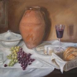 old olive pot - final version