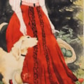 Mlle Andree Bonnard and her Dogs (P Bonnard)