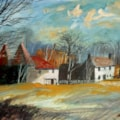 Oast Houses and Barns.