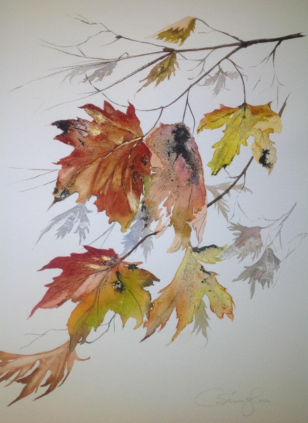 Blustery Autumn