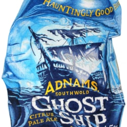 Adnams 'Ghost Ship' beer can