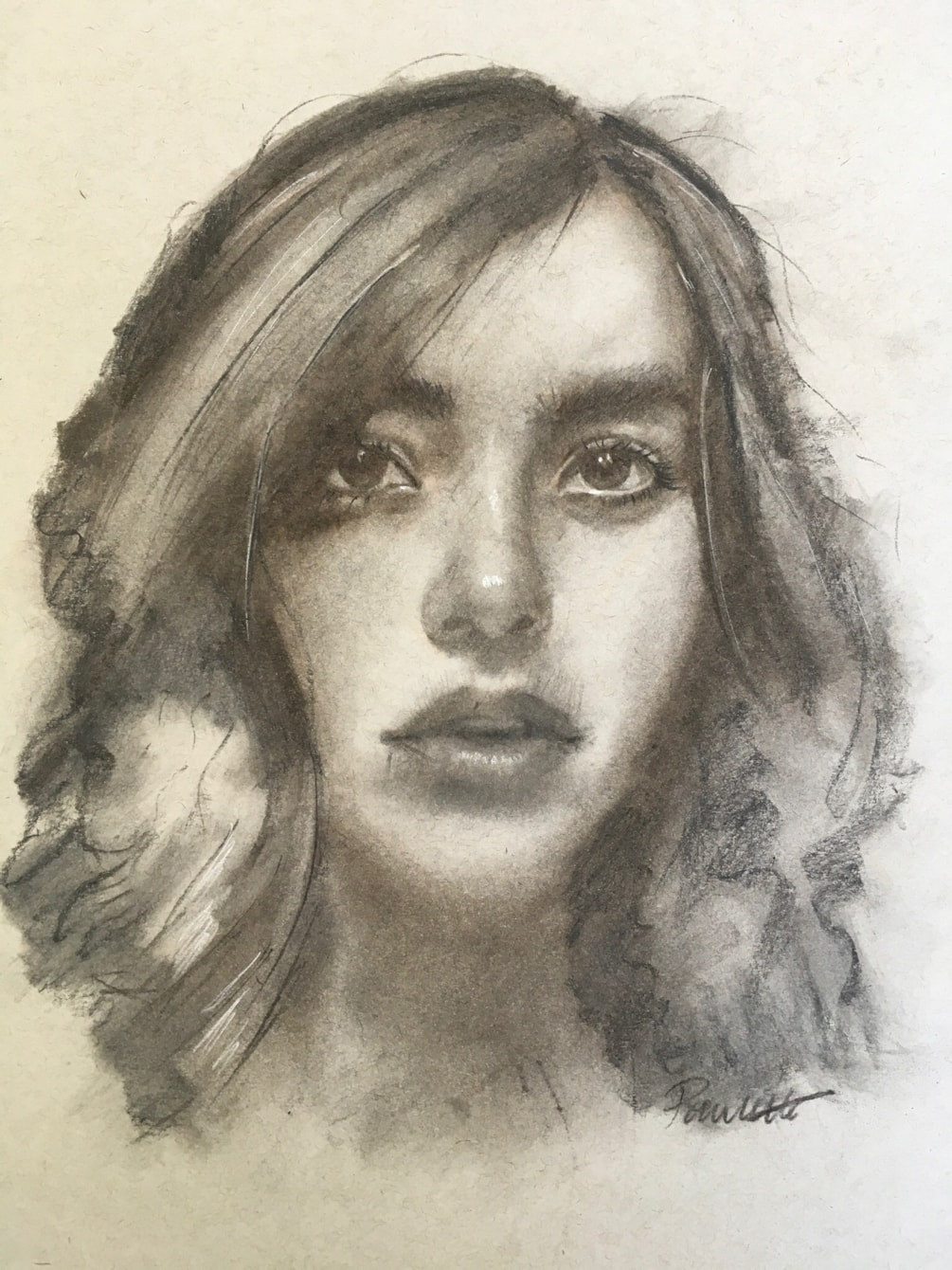 And some more portrait practise