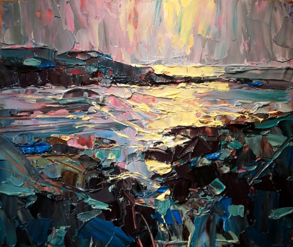 Winter Seas North Cornwall