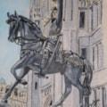 King Robert The Bruce Sculpture Aberdeen