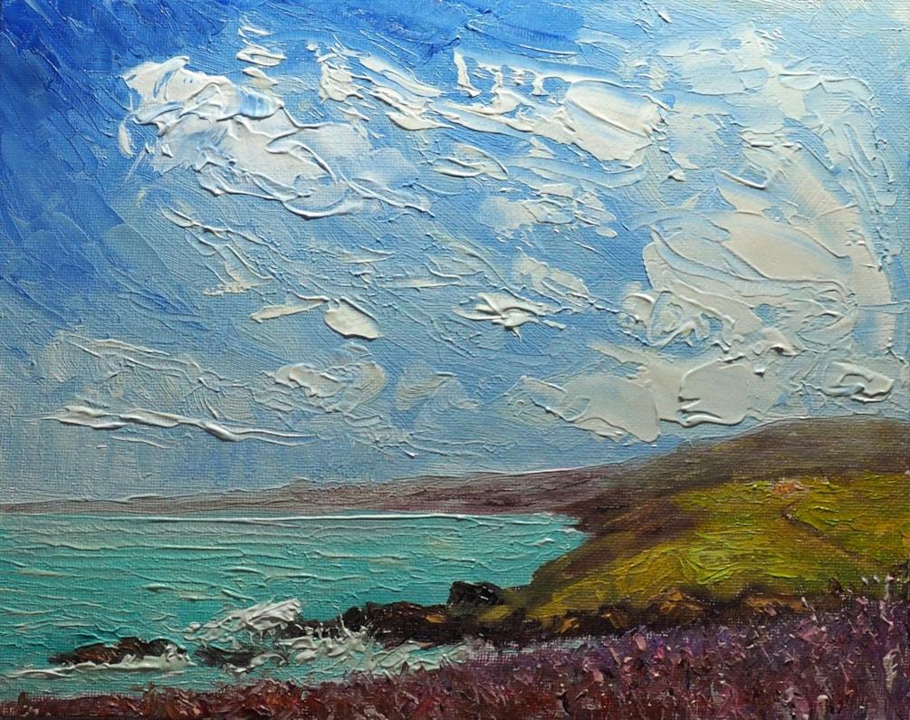 Lavender On The Coast