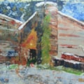 Winter at Bursledon Brickyard