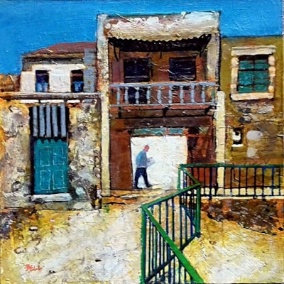 Old Buildings, Chania