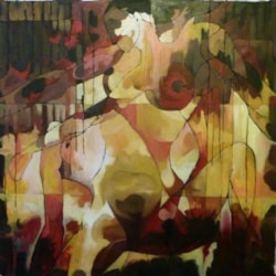 women abstract 3