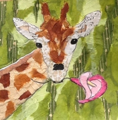 A Giraffe for Lily