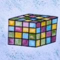 The old Rubik cube. Lol