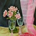 still life - pink