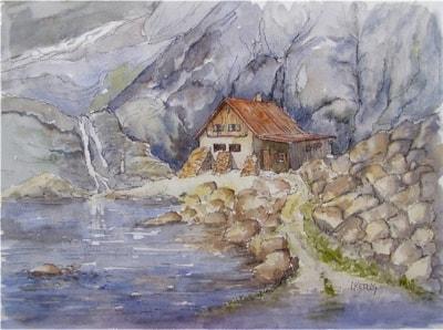Winnebachsee-Hutte